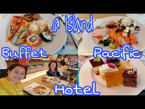 A day in my life/first time mag buffet@Island Pacific Hotel hongkong