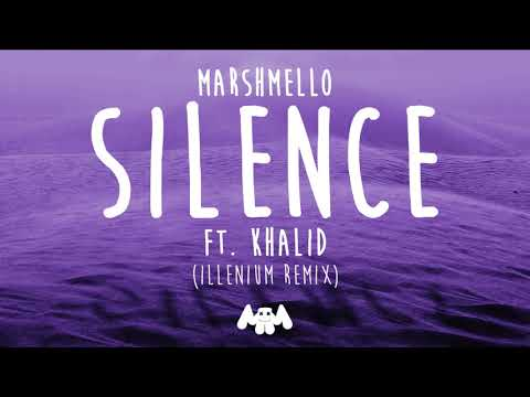 Marshmello ft. Khalid - Silence (Illenium Remix) Mp3