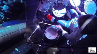Paweł Ostrowski Drum live act - Klub Eter - Wrocław