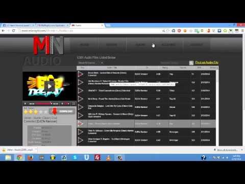 Latin Record Pool Reviews #1: Mixnight.com