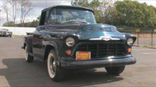 1956 Chevrolet 3200 Pickup for sale at with test drive, driving sounds, and walk through video