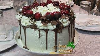 CAKE YA BLACK FOREST - KISWAHILI