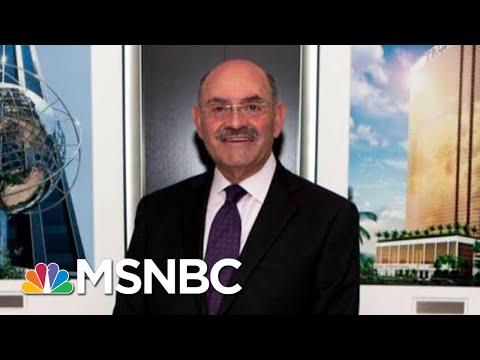 President Donald Trump Organization Chief Latest To Be Given Immunity | Hardball | MSNBC