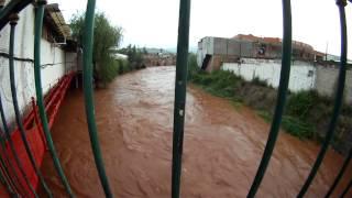 Ayotlán Amanece inundada viernes 27 Julio