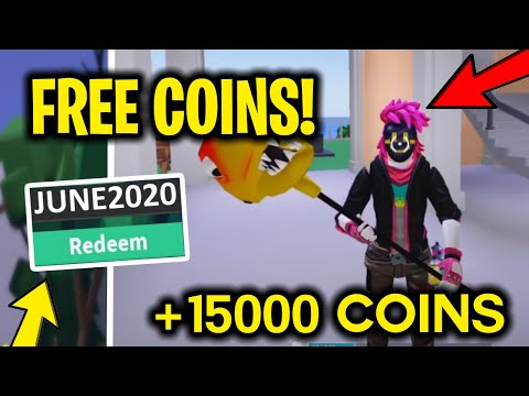 *LEGENDARY!* ALL NEW WORKING CODES FOR STRUCID JUNE 2020 (FREE SKIN + 15,000 COINS!)