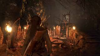 Rise of the Tomb Raider   DLC Баба Яга   Baba Yaga #4