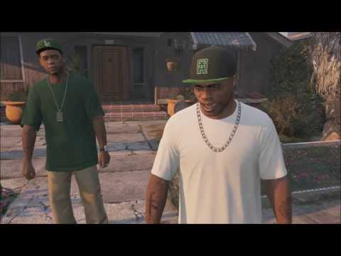 GTA V Grove Street/Franklin and Lamar Missions [4]: The Long Stretch Walkthrough [No Commentary]