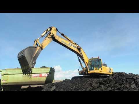 Visit To Golden Energy & Resources' Mine (BIB)