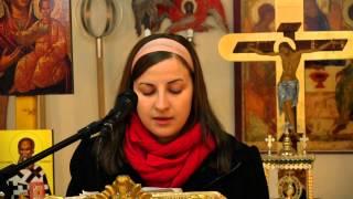 Bianca Aursulesei - Când barca vieţii tale (poezie)