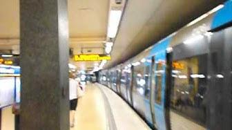 Tukholman metro 4.9.2013