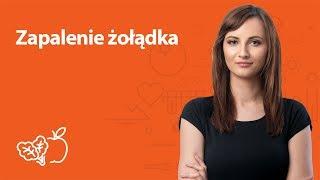 Zapalenie żołądka   Kamila Lipowicz   Porady dietetyka klinicznego
