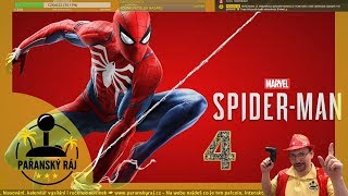 Marvel's Spider-Man | 4. Let's Play | Gameplay | PS4 Pro | CZ 1440p60