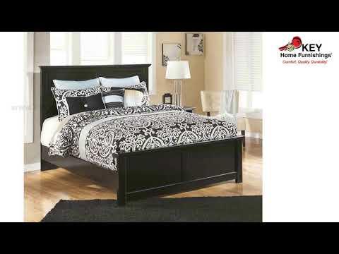 Ashley Maribel 5 Piece Queen Master Bedroom APS-B138-QP5 | KEY Home