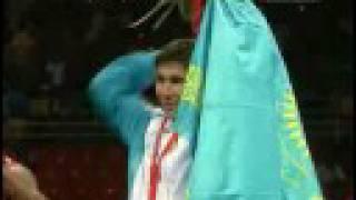 2008Olympic boxing champion kazakhstan Bahet sarsekbayev