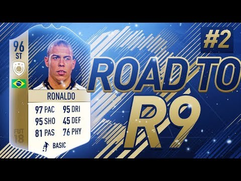 Road to R9 #2 - FIFA 18 Trading Series (SILVER TRADING OP)