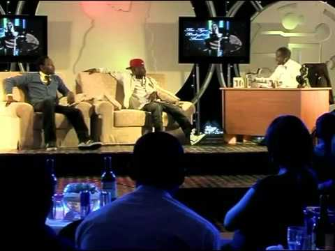 Late DAGRIN catching vibes on Teju Baby face show as he defines what