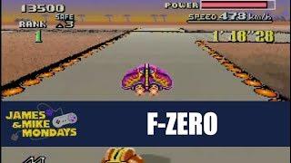 F-Zero (SNES) Queen & King leagues - James & Mike Mondays