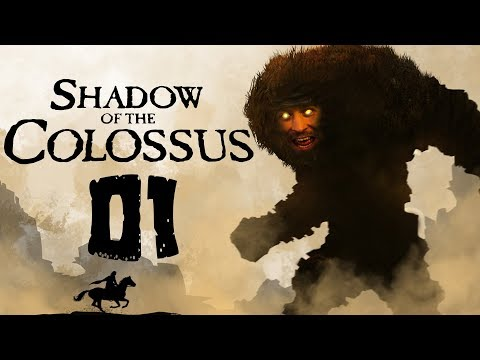 Shadow of the Colossus PS4 Remaster mit Simon, Nils & Budi #01 | Knallhart Durchgenommen