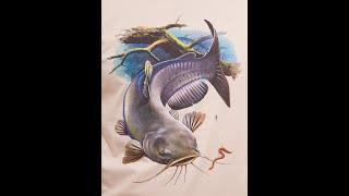 Рыбалка на сома Ловля сома на дождевого червя Донная снасть My fishing