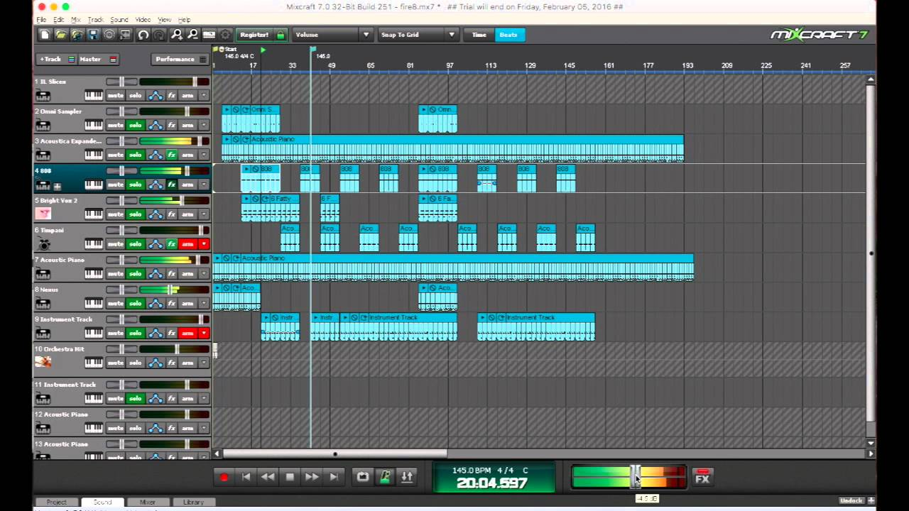 Mixcraft for mac free download | Mixcraft 6 For Mac Free Download