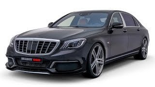 New Brabus 900 based on new Mercedes-Maybach S650