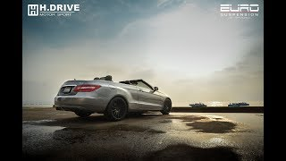 Mercedes-Benz E-Coupe W207 by H.drive Motor Sport