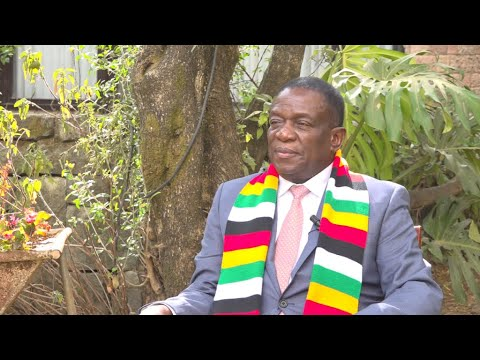 Mnangagwa: Zimbabwe's post-electoral turmoil was a 'regime change attempt'