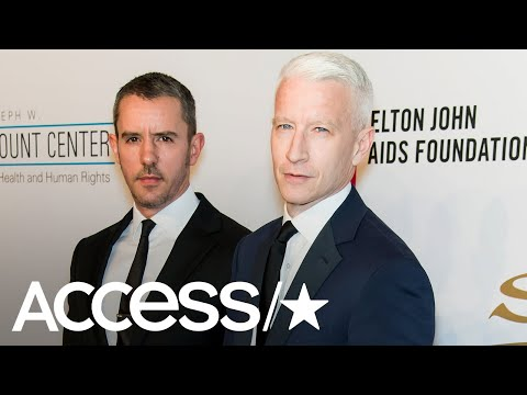 Anderson Cooper Splits From Longtime Boyfriend After 9 Years Together: 'We Are Still Family' | Acces