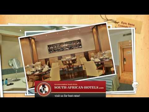 Epic Sana Luanda Hotel, Angola