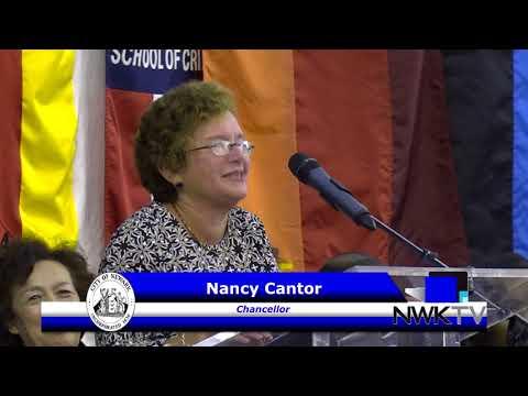 Rutgers University-Newark New Student Convocation