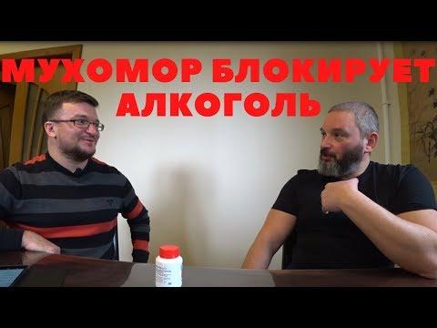 Михаил Вишневский Мухомор блокирует алкоголь, мухомор от всех болезней.