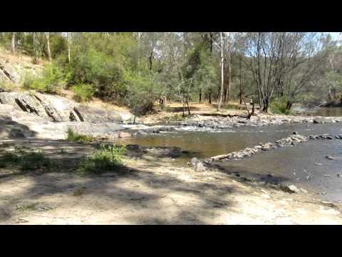 Yarra River at Pound Bend, Warrandyte, Victoria, Australia