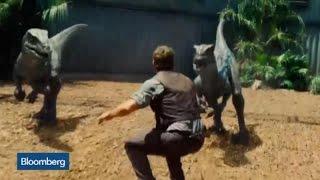 Jurassic World: Dinosaurs Stomp Out Pixar's Win Streak