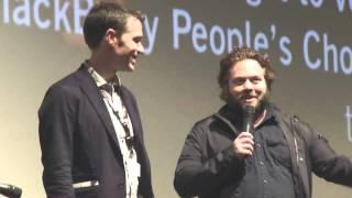 Hellbenders - Q&A Toronto Film Festival, Ryerson Theatre (9-9-2012) - dir. JT Petty and cast