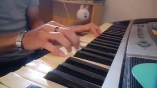 Yura Yunita - Berawal Dari Tatap (Cover Piano)