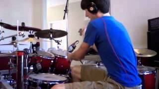 Alive With The Glory Of Love - Drum Cover - Say Anything