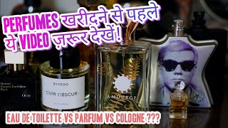 Perfume Guide for Beginners (In Hindi)