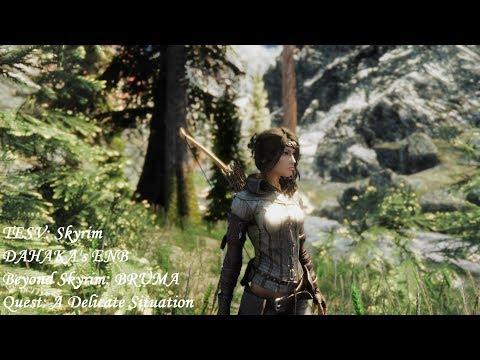 Beyond Skyrim: BRUMA - Quest: A Delicate Situation
