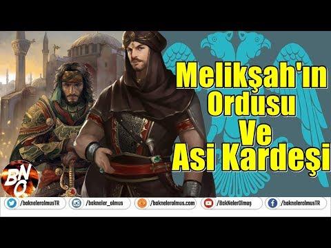 Selçuklu Sultanı Melikşah'ın Dua Ordusu Ve İbretlik Duası