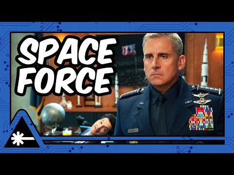 SPACE FORCE: First Look at Netflix's Office Replacement (Nerdist News w/ Dan Casey)