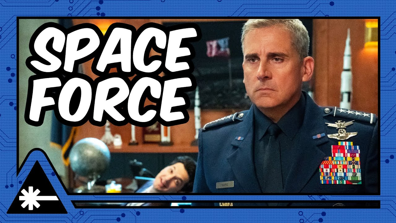'Space Force' review: Steve Carell stars in a Netflix spoof that never ...