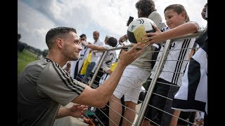 Day 4 | Spending time with the Juventus Legends and Fans | #CONTAJUS