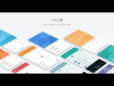 Miui 9 Launch Live Stream