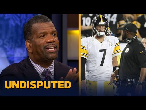 Rob Parker says the Steelers' culture has caused underachieving for over a decade | NFL | UNDISPUTED
