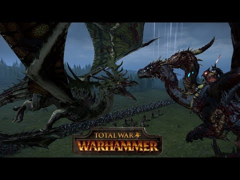 A Dance of Dragons, the Stings of Wasps - SFO - Total War Warhammer Multiplayer Battle