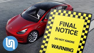 Tesla update final notice + the trade-off of cloud services