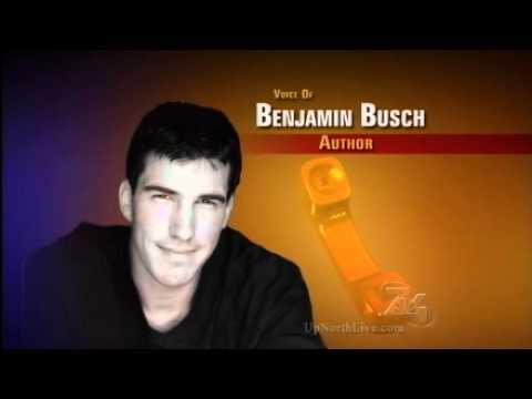 A morning with author, Benjamin Busch