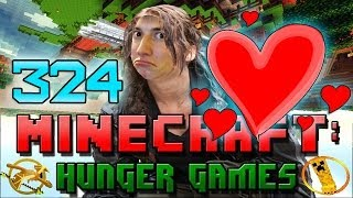 Minecraft: Hunger Games w/Mitch! Game 324 - HOW TO LOVE!