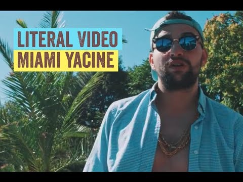 Literal Video - Miami Yacine - Kokaina