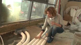 видео Система вентиляции частного дома. Классификация, элементы